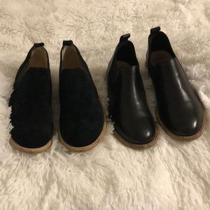 Bundle of clarks ankle boots
